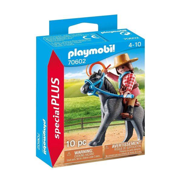 PLAYMOBIL 70602 - Special Plus - Westernreiterin