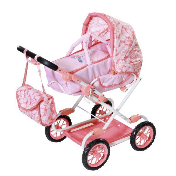 Zapf Creation 703939 - Baby Annabell® - Active Deluxe Puppenwagen