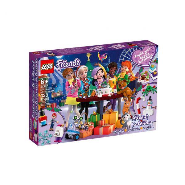 LEGO 41382 - Friends - Adventskalender, 2019