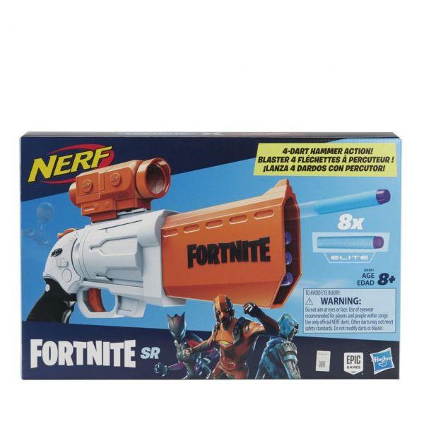 HASBRO E9391 - Nerf Fortnite - SR Blaster