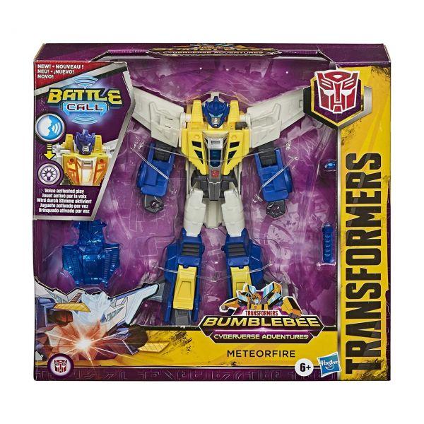 HASBRO E8375 - Transformers Bumblebee Cyberverse - METEORFIRE