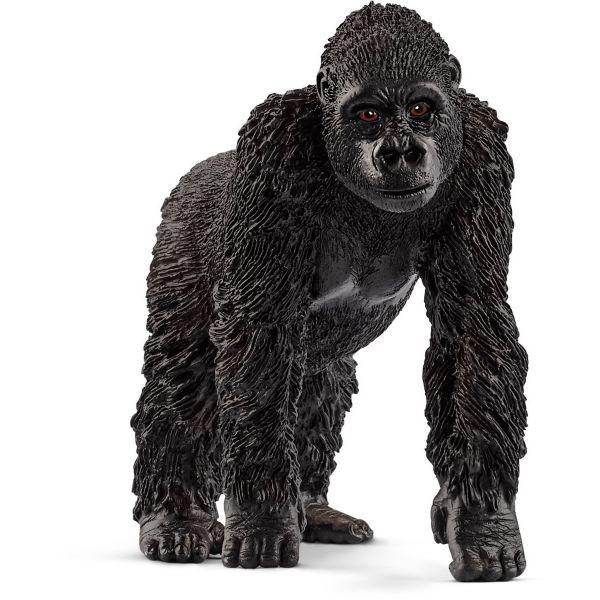 SCHLEICH 14771 - Wild Life - Gorilla Weibchen Figur