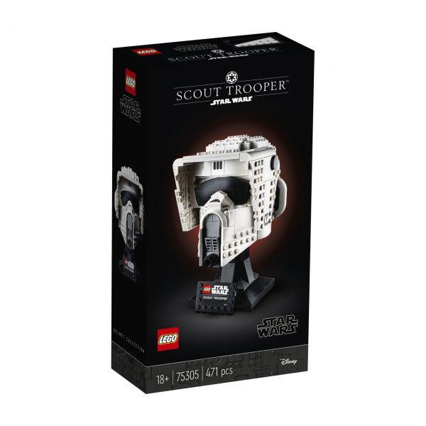 LEGO 75305 - Star Wars™ - Scout Trooper™ Helm
