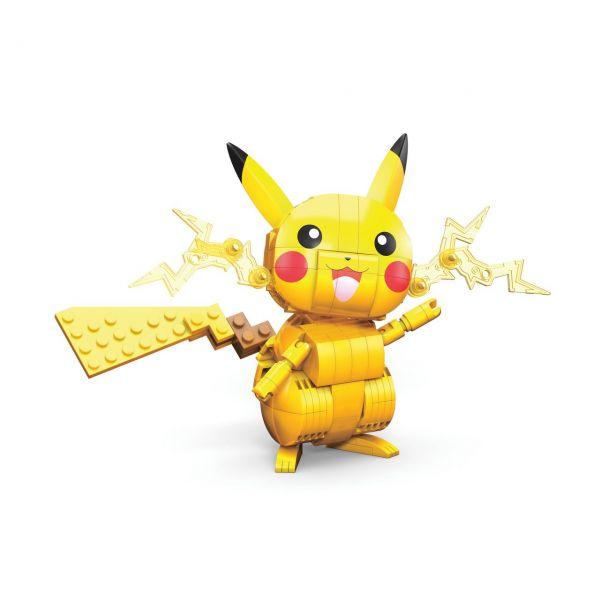 MATTEL GMD31 - Mega Construx Pokémon - Medium Pikachu