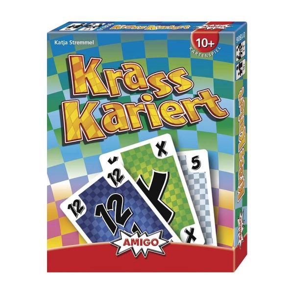 AMIGO 01806 - Kartenspiele - Krass Kariert