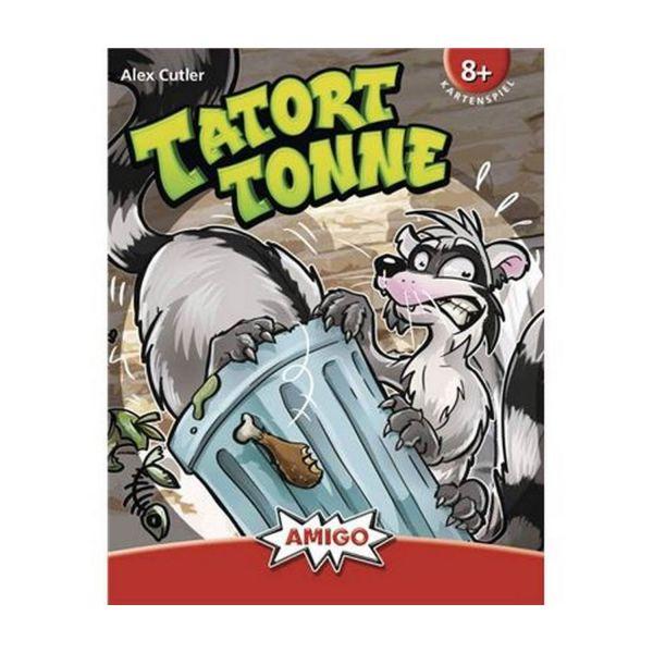 AMIGO 01950 - Kartenspiele - Tatort Tonne