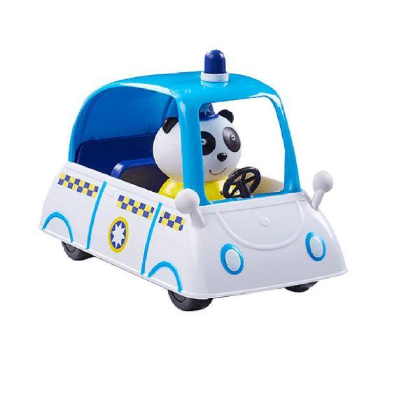 Peppa Wutz 06495 - Fahrzeuge - Polizeiauto