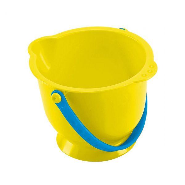 HAPE E8194 - Sandspielzeug - Kleiner Eimer, gelb
