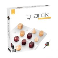 GIGAMIC 161 - Holzspiel - Quantik, Mini