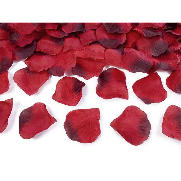 PD PLRD500-007B - Rosenblätter, 500 Blatt, Farbverlauf rot