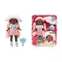 MGA 575504EUC - Na! Na! Na! Surprise - Teens Doll, Lila Lamb