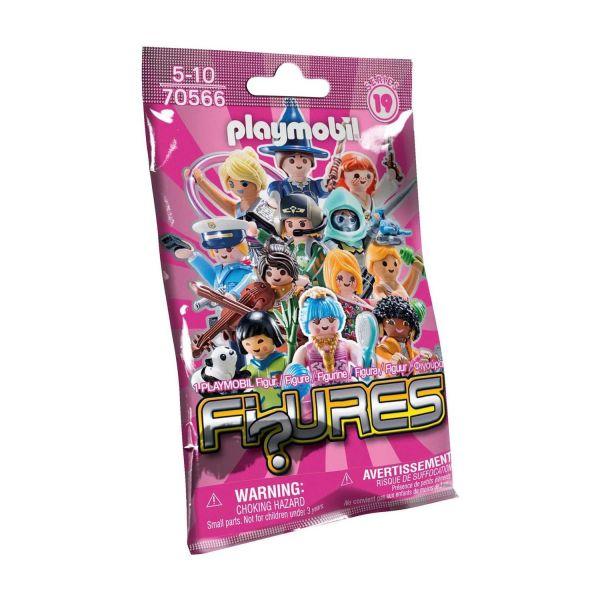 PLAYMOBIL 70566 - Figures - Girls, Serie 19, 1 Stk., zufällige Auswahl