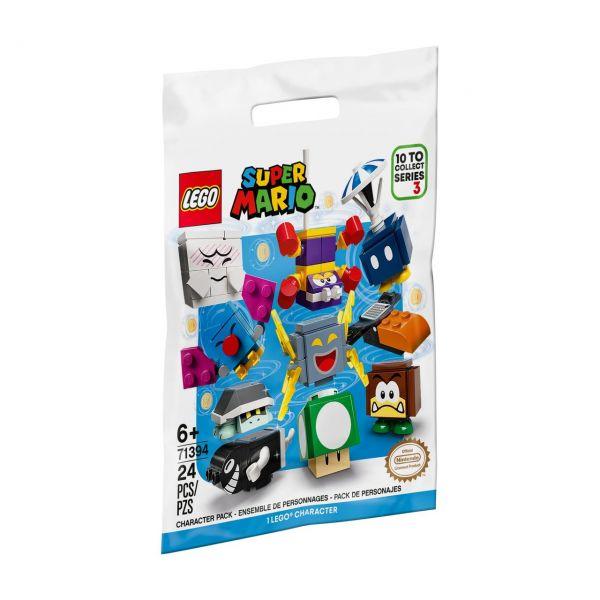 LEGO 71394 - Super Mario - Mario-Charaktere-Serie 3, 1 Stk., zufällige Auswahl