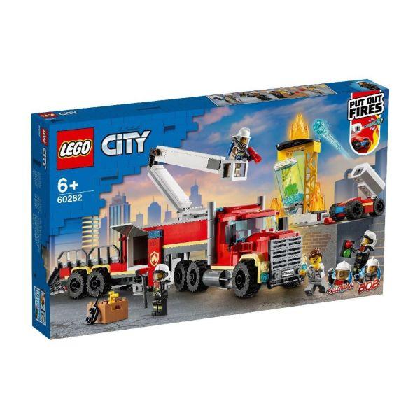 LEGO 60282 - City - Mobile Feuerwehreinsatzzentrale