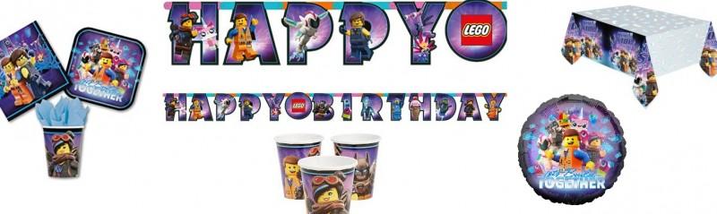 Partydeko Lego Movie bei Spielzeugwelten