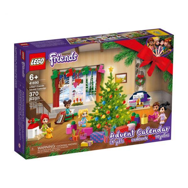 LEGO 41690 - Friends - Adventskalender, 2021