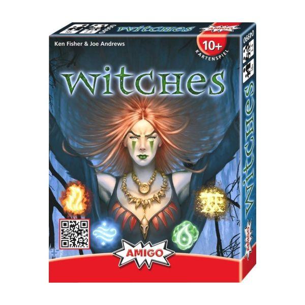 AMIGO 04990 - Kartenspiele - Witches