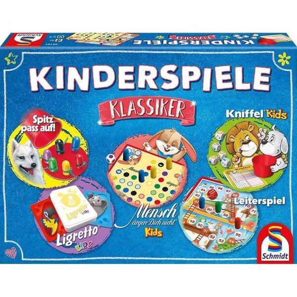 SCHMIDT 49189 - Kinderspiel - Kinderspiele Klassiker