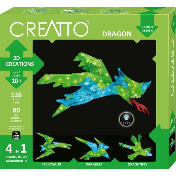 KOSMOS 003584 - CREATTO - Drache