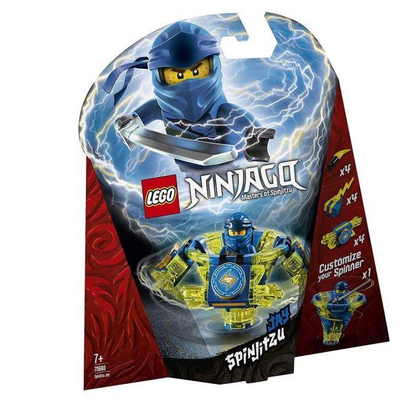 LEGO 70660 - Ninjago - Spinjitzu Jay