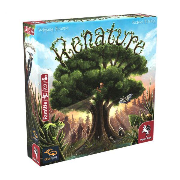 PEGASUS 57800G - Familienspiel - Renature (Deep Print Games)