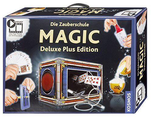 KOSMOS 698805 - Zauberkasten - Zauberschule Magic, Deluxe Plus