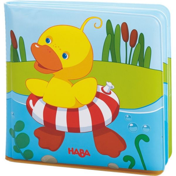 HABA 302633 - Badespaß - Badebuch Schwimmente