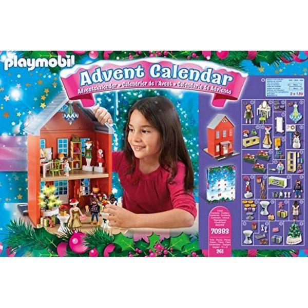 playmobil 70383  adventskalender xxl  weihnachten im