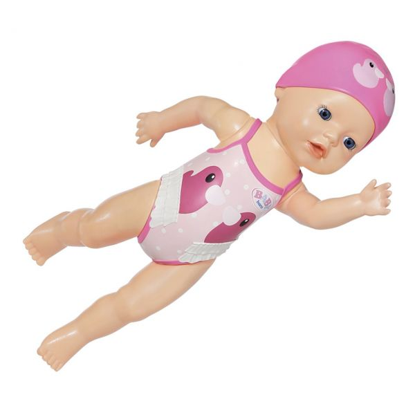 Zapf Creation 831915 - BABY born® - My First Swim Girl, 30cm
