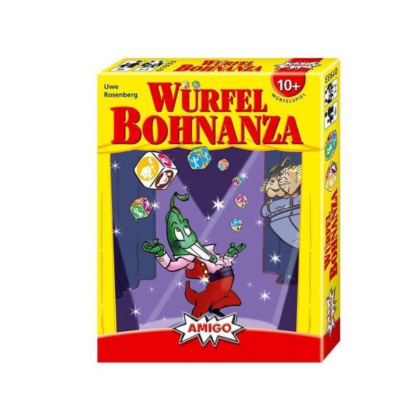 AMIGO 01933 - Kartenspiele - Würfel Bohnanza