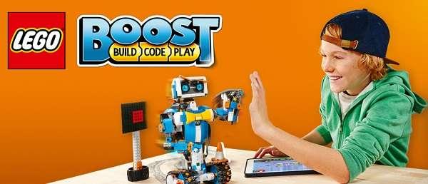 LEGO Boost bei Spielzeugwelten