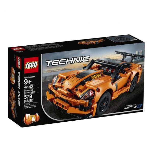 LEGO 42093 - Technic - Chevrolet Corvette ZR1