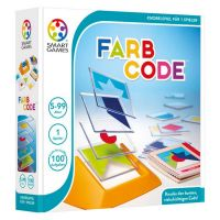 SMART GAMES 090 - 3D Klassiker Knobelspiele - Farbcode