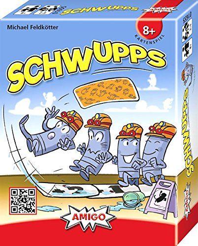 AMIGO 01655 - Kartenspiele - Schwupps
