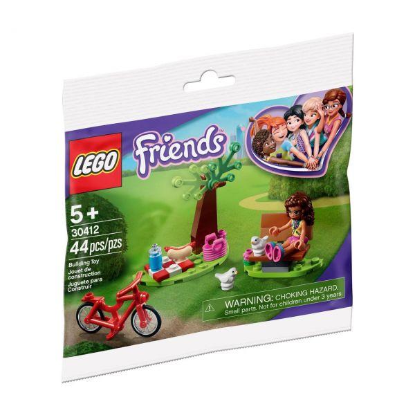 LEGO 30414 - Friends - Picknick im Park, Polybag