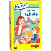 HABA 305548 - Lerspiel - Ratz Fatz in der Schule