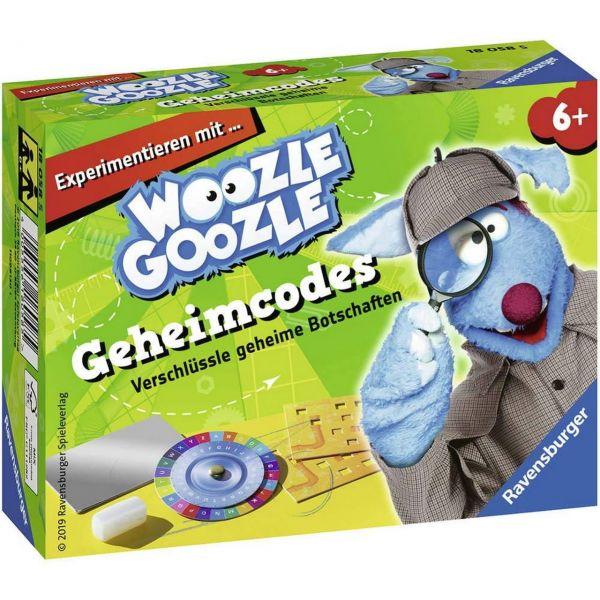 RAVENSBURGER 18058 - Woozle Goozle - Geheimcodes