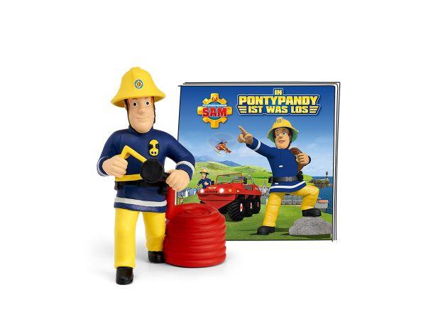 TONIES 10200 - Hörspiel - Feuerwehrmann Sam, In Pontypandy ist was los