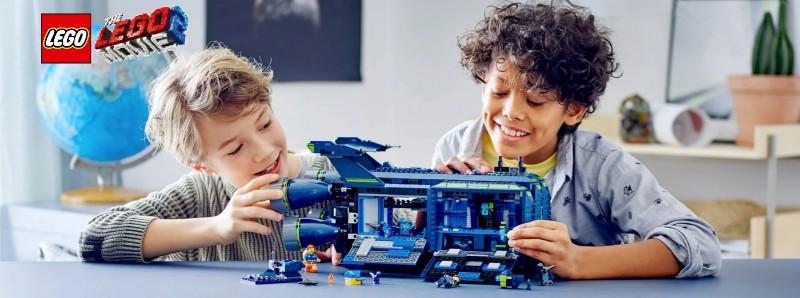 LEGO The Movie 2 - Spielzeugwelten