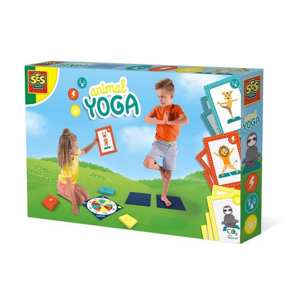 SES 02288 - Gartenspielzeug - Animal Tier Yoga