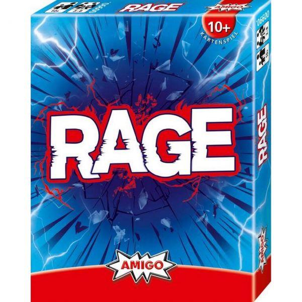 AMIGO 00990 - Kartenspiel - RAGE, Edition 2020