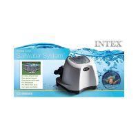 INTEX 26668GS - Poolzubehör - Pumpe Krystal Clear Salzwassersystem - bis 26.500L