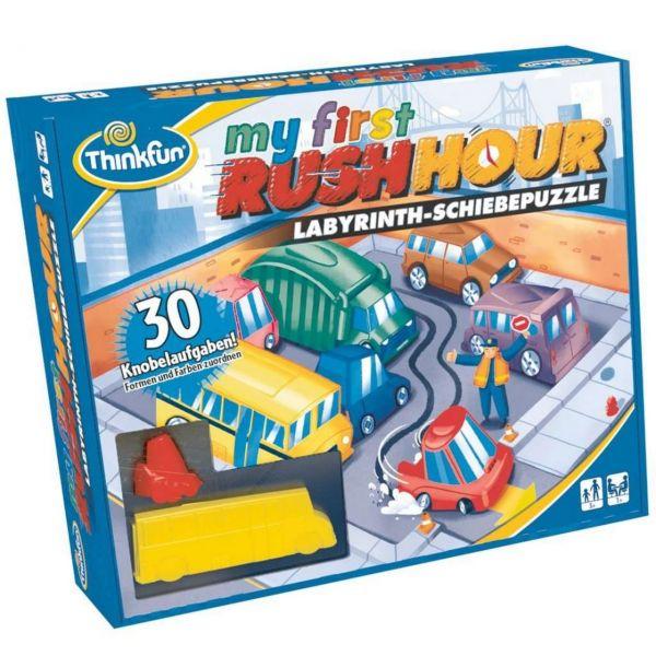 ThinkFun 76412 - Kinderspiel - My First Rush Hour