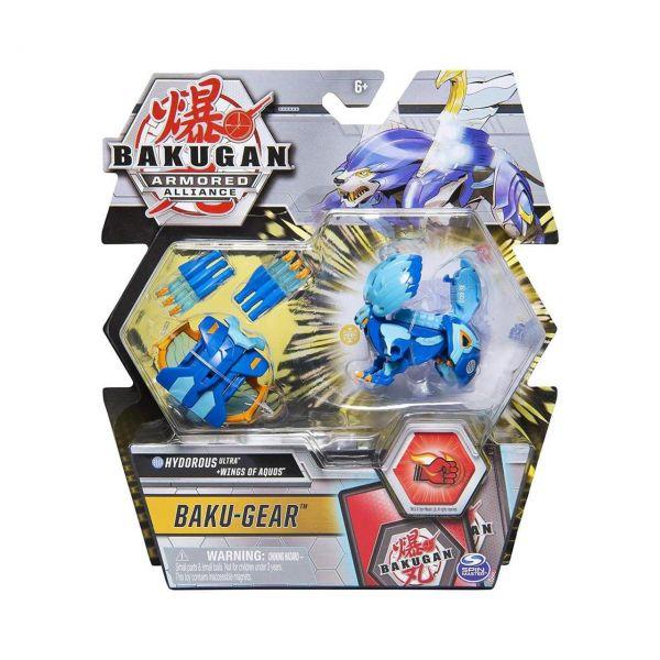 Spin Master 6055887 - Bakugan - Armored Alliance Ultra Ball mit Baku-Gear 1 St