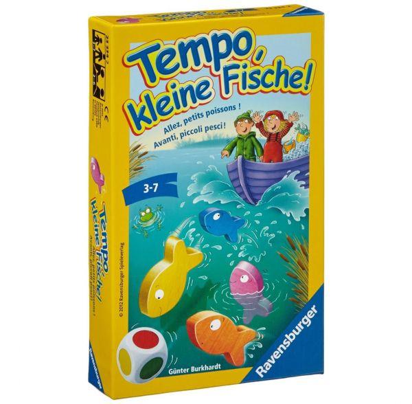 RAVENSBURGER 23334 - Mitbringspiel - Tempo, kleine Fische
