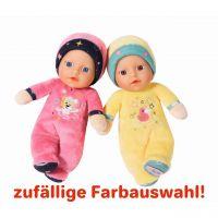 Zapf Creation 827895 - BABY born® - Cutie for babies, 18cm, 1 Stk.