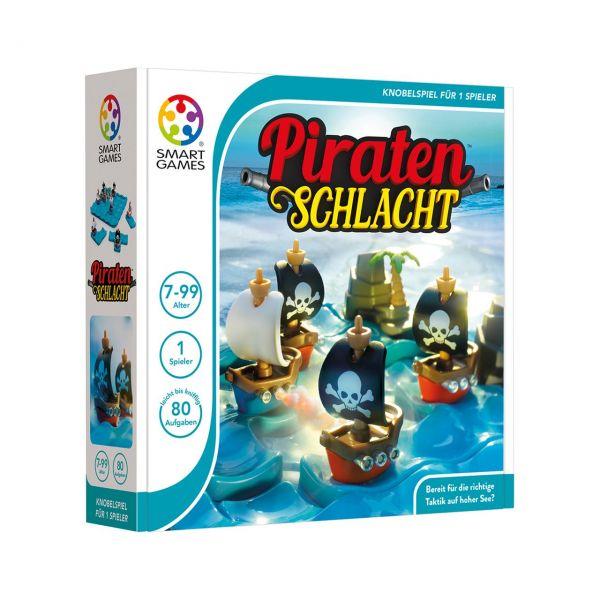 SMART GAMES 094 - 3D-Klassiker - Piratenschlacht