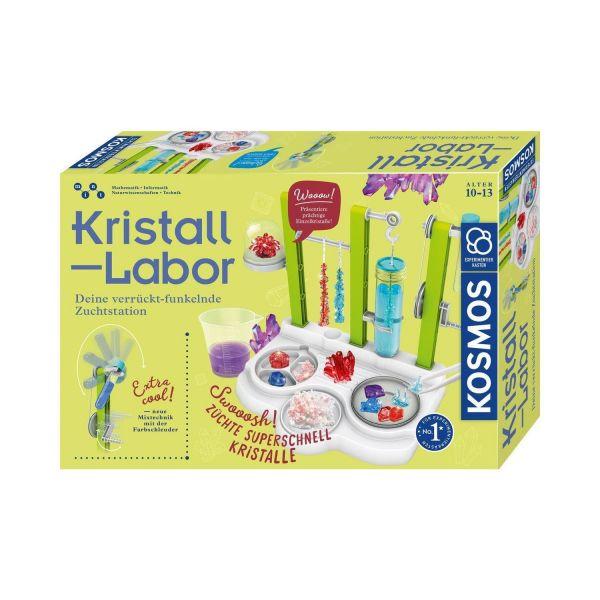 KOSMOS 643638 - Experimentierkasten - Kristall-Labor