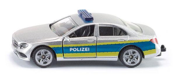 SIKU 1504 - SUPER (Blister) - Polizei-Streifenwagen