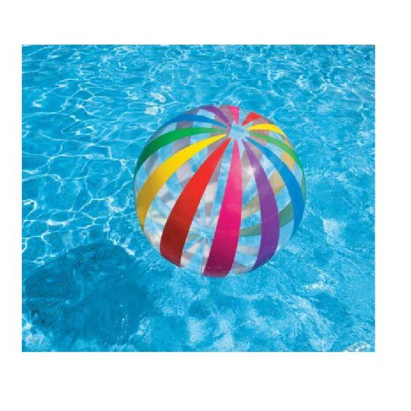 INTEX 59065NP - Wasserspielzeug - Jumbo Beach Ball Standball Wasserball, 107 cm